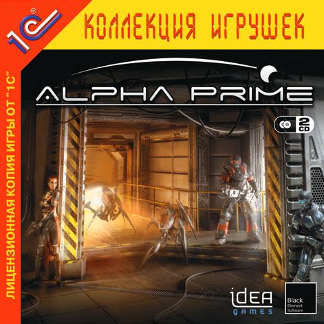 Alpha Prime [L] [RUS / RUS] (2007)