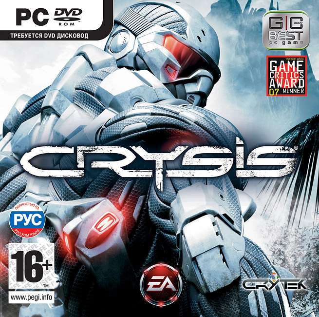 Crysis (PC-DVD) .
