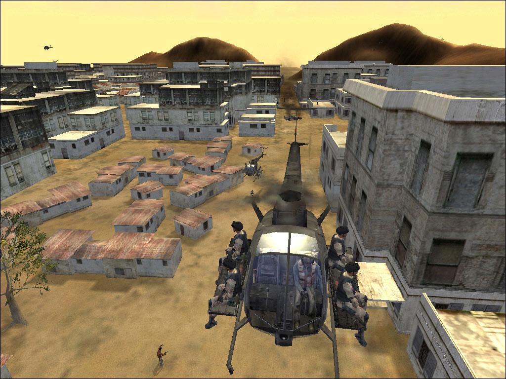 delta force операция спецназ demo: