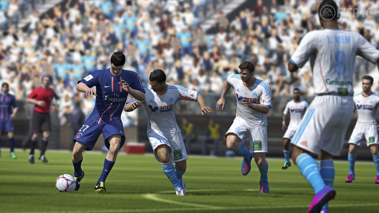 FIFA 14 PS Vita - Box Art, ���������, �������, ��������