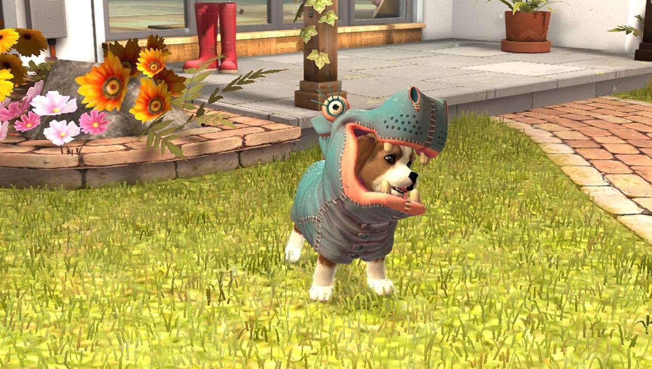 Pets для PS Vita - Box Art, скриншоты, трейлер, описание