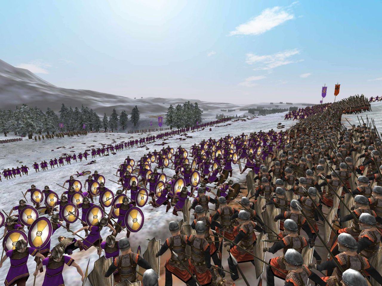 Для запуска дополнения Barbarian Invasion необходима локализованная